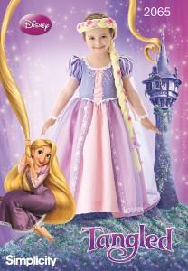 Disney's Tangled (Rapunzel's Dress)