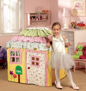 Kwik Sew Ellie Mae Playhouse Pattern