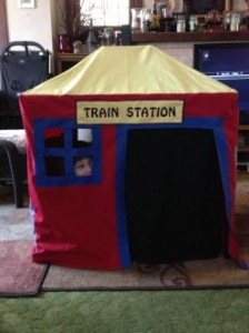 Train Station Playhouse